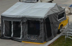 Outdoor Australia Tent Galvanized Camper Trailer pictures & photos