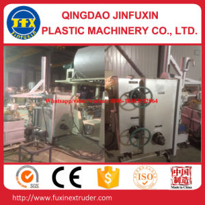 Recycled Pet Broom Yarn Machine with Ce Certificate pictures & photos