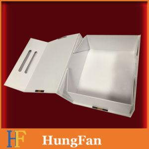 Good Quality Custom Printed Foldable Paper Gift Box for Boots pictures & photos