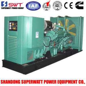 Open Type Generator Set by Cummins Engine Standby Power 1010kVA pictures & photos