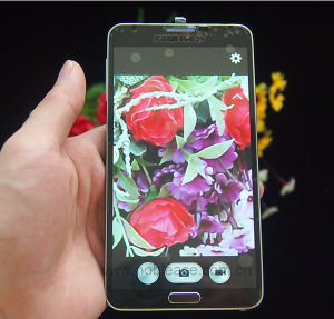Android 4.2.2 Mtk6582, Arm Cortex A7, Quad Core, 1.3 GHz 3G S5 Smartphone