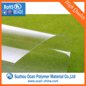 Eco-Friendly Transparent 0.2mm Pet Sheet for Vacuum Forming pictures & photos