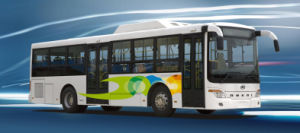 China Natural Gas City Bus (Monocoque structure) pictures & photos