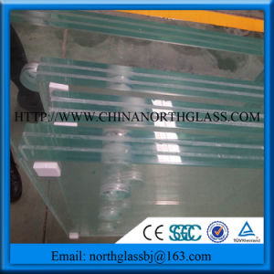 Widely Usage Clear Toughened Glall Panel Laminated Glass pictures & photos