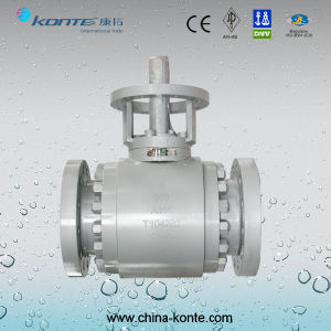 A105 3PC Forged Steel Floating Ball Valve pictures & photos