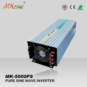 off Grid 5000W 12V 220V Pure Sine Wave Inverter with CE RoHS Approved
