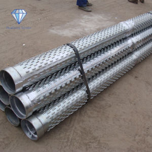 Welded Spiral Gi Steel Bridge Slot Screen Tube Pipe pictures & photos