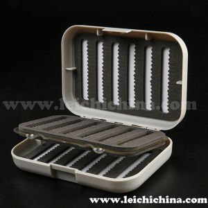 Swingleaf Wholesale Plastic Fly Fishing Box pictures & photos