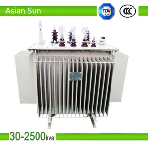 15kv Oil Immersed Power Transformer 200kVA Electric Transformer pictures & photos
