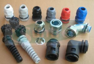 Brass Cable Gland Nylon Cable Gland Explosion Proof Waterproof Cable Gland pictures & photos