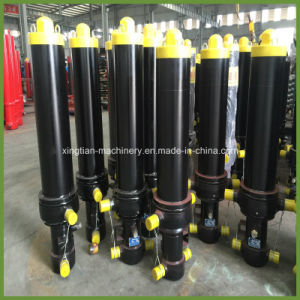 Multi-Stage Telescopic Hydraulic Cylinder for Sale pictures & photos