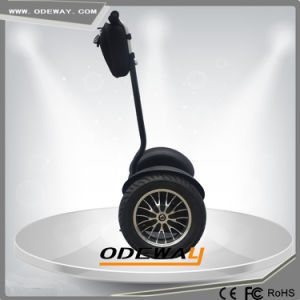 Green 2wheel Electric Mobility Scooter with Lithium Battery