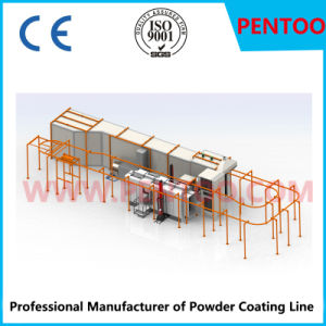 Powder Coating Line for Powder Spraying with Good Quality pictures & photos