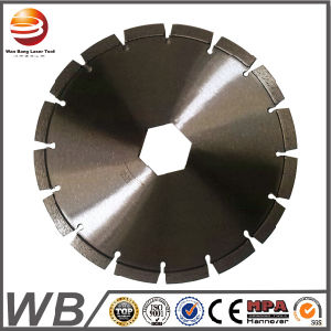 Laser Welding Asphalt Cutter Blade pictures & photos