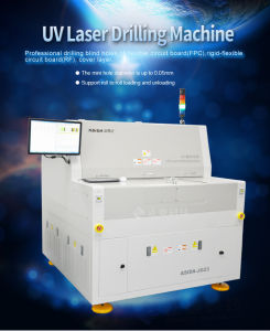 Asida UV Laser Drilling Machine pictures & photos