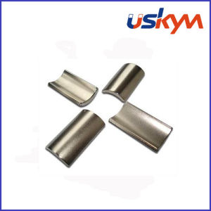 China Arc NdFeB Magnets (A-002) pictures & photos
