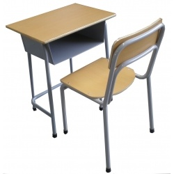 School Desk Furniture (HT-357)