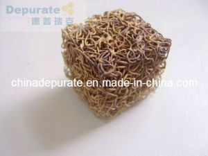 Euro 3 Small Engine Metallic Substrate Wire Mesh Catalytic pictures & photos
