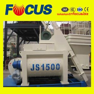 Js1500 Large Capacity Concrete Mixer Machine on Sale pictures & photos
