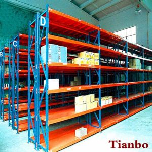 Adjustable and Selective Medium Duty Pallet Rack for Warehouse