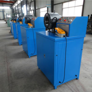 Hydraulic Machine (KM-91C-5) Crimping Hydraulic Hose 2inch 4sp pictures & photos