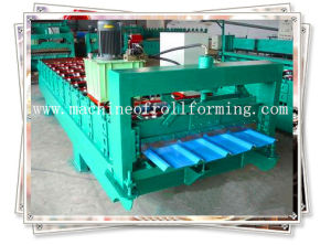 Roller Form Machine for Roof Panel (22-215-860)