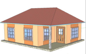 Movable Prefab Light Steel Structure House Kits (KXD-61) pictures & photos