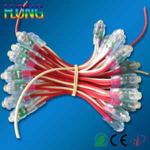 DC5V 9mm Red Color Waterproof LED String Lights pictures & photos