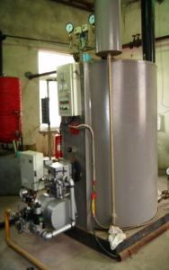 High-Efficiency Hot Water Boiler in Hospital Use or Hotel pictures & photos