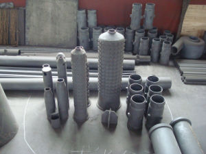 Silicon Carbide Sic Pipe pictures & photos