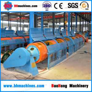 Tubular Stranding Machine Line for 7 Wires Cable and Conductors pictures & photos
