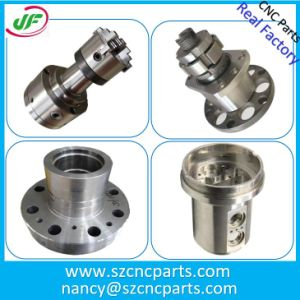 Polish, Heat Treatment, Nickel, Zinc, Tin, Silver, Chrome Plating Stainless Steel Part pictures & photos