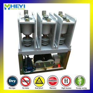 Jcz5-12kv/400A Electrical Vacuum Contactor Types AC High Voltage Contactor 220V pictures & photos