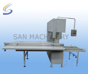 Honeycomb Cardboard Toothless Band Saw Band Sawing Machine pictures & photos