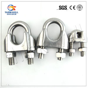 DIN 741 Stainless Steel Wire Rope Clip/Clamp pictures & photos