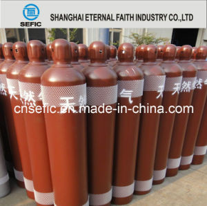 High Pressure Seamless Steel Sf6 Gas Cylinder pictures & photos