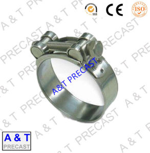 Hot Sale Stainless Steel Heavy Duty Hose Clamps with High Quality pictures & photos