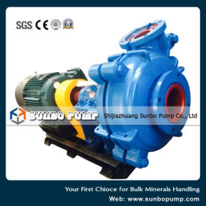 Mining Equipment High Pressure Flotation Centrifugal Slury Pump HS Type pictures & photos