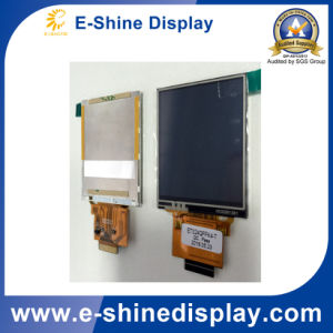 2.4 inch High brightness/ full view angle IPS TFT LCD with touch panel pictures & photos