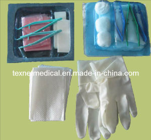 Disposable Medical Dressing Pack for Medical Use pictures & photos