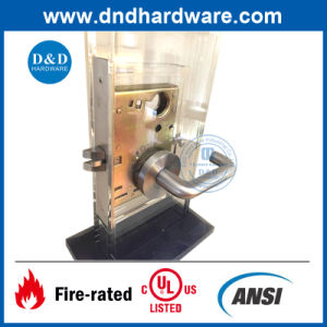 Safe Furniture Hardware Passage Latch for USA (DDML ANSI F01) pictures & photos