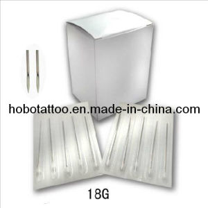 Sterilized Disposable Stainless Steel Body Piercing Needles pictures & photos