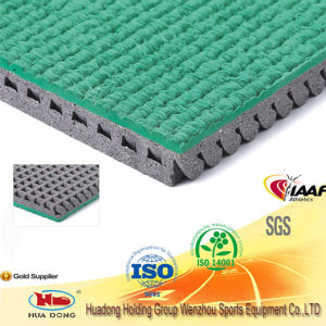 Longtime Using Stadium School Prefabricated Rubber Rolls Rubber Sports Track pictures & photos