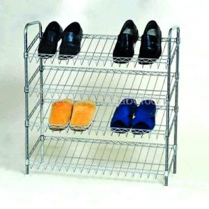 Metal Shoe Rack for Hosehold