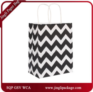 Premium Quality Paper Gift Bag Customized Design Paper Shopping Bag with Color Printing pictures & photos