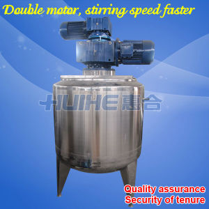Two Mixer Paste Mixing Tank (Scraping Agitator) pictures & photos