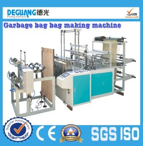 Garbage Bag Making Machine for Continuous Roll pictures & photos