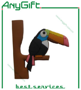 PVC Fridge Magnet with Customized Logo (LAG-PM-16) pictures & photos