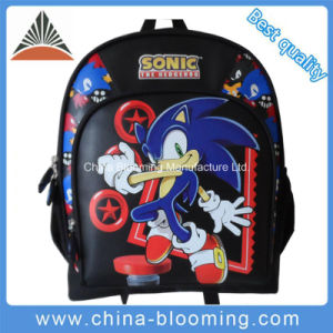 Hot 600d Polyester Student Backpack School Bag pictures & photos