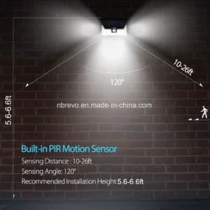 24 LED Waterproof Solar PIR Motion Sensor Garden Light (RS2029) pictures & photos